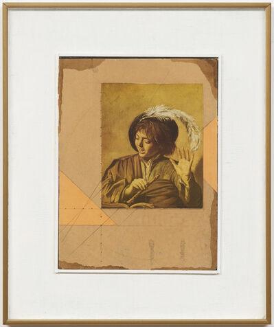 Joseph Cornell, 'Frans Hals image', 20th Century