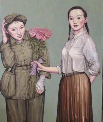 Liu Chun Hai, 'Scent Of A Rose', 2017