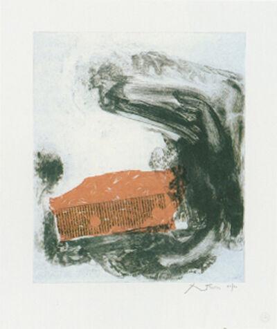 Robert Motherwell, 'The Wave', 1978