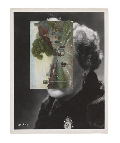 John Stezaker, 'Mask C', 2008