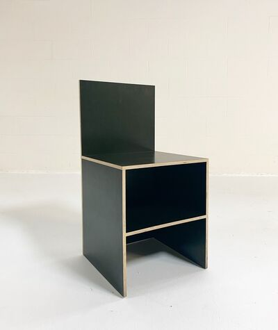 Donald Judd, 'No. 84 Chair', 1991/2006