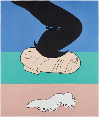 John Wesley, 'Bumstead's Foot', 1991