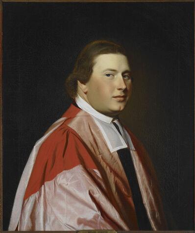 John Singleton Copley, 'Portrait of Myles Cooper (1735-1785)', ca. 1768