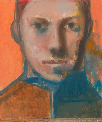Elena Zolotnitsky, 'Portrait Orange', 2015