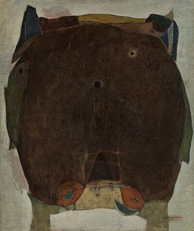 Kwon Okyeon, '(Ésprit de bois) A', 1965-68