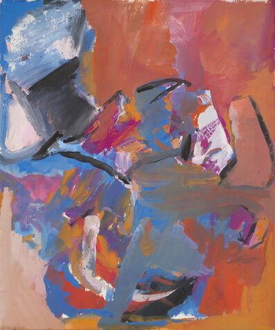 Shirley Jaffe, 'Untitled', ca. 1958