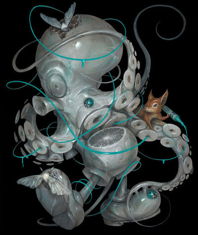 Greg 'Craola' Simkins, 'The Artifact', 2013