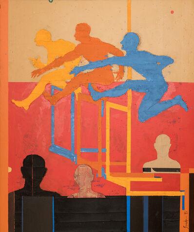 Luis Granda, 'Maraton Cromatico', N/A