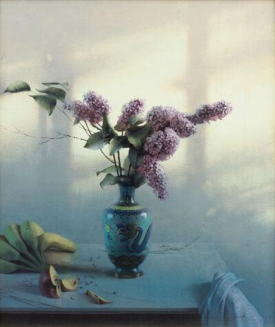 Daniel Sprick, 'Lilacs', 2019