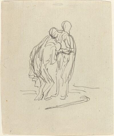 Honoré Daumier, 'The Prodigal Son'