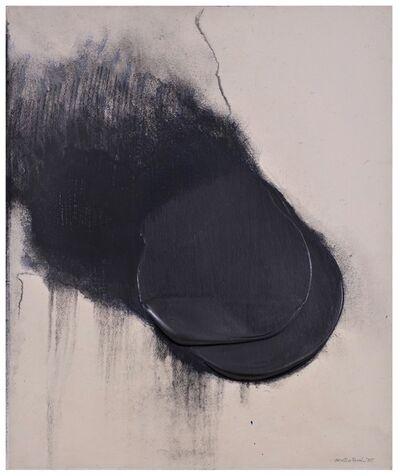"Takesada Matsutani, '""Kasanari"" - ""Superposition""- ""Odilon Redon"" ', 1985"
