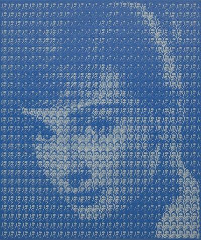 Kim Dong Yoo, 'Audrey Hepburn (Gregory Peck)', 2016
