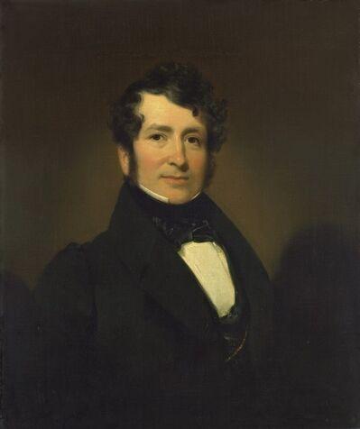 Henry Inman, 'George Pope Morris', ca. 1836