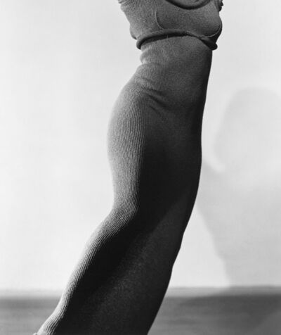 Barbara Morgan, 'Ekstasis (Martha Graham Torso)', 1935
