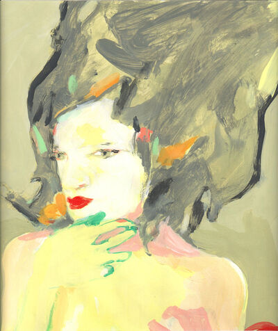 Mit Senoj, 'Pensive II', 2015