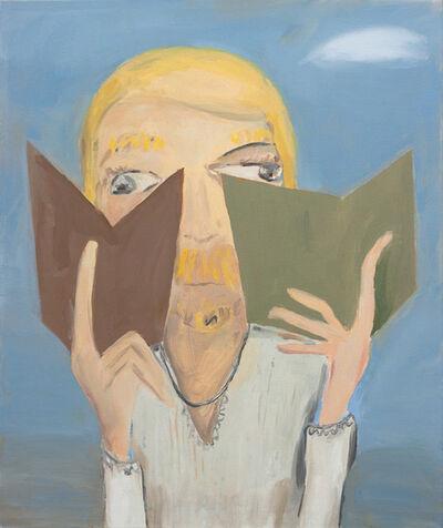 Micha Patiniott, 'Where is My Mind (Schrodinger's Book)', 2013