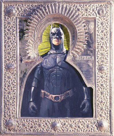 Valentin Popov, 'St. Batman', 2019