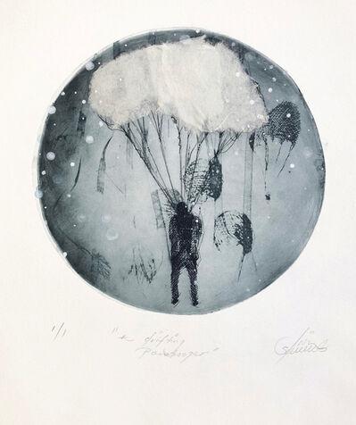 Lisa Sewards, 'A drifting Paratrooper', 2019