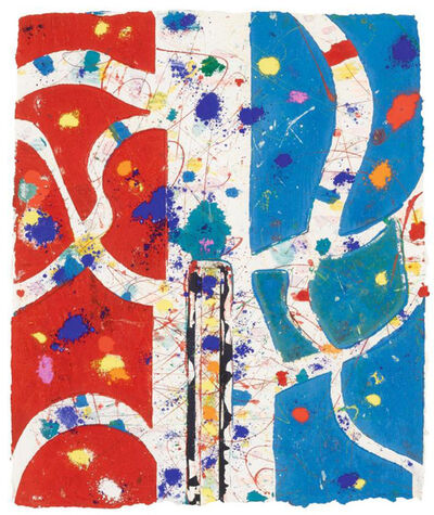 Sam Francis, 'Untitled', 1982