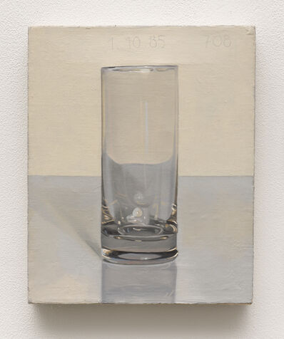 Peter Dreher, 'Day by Day good Day Nr. 708 (Night)', 1985
