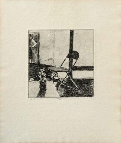 Richard Diebenkorn, '#38 from 41 Etchings Drypoints', 1965