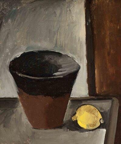 Max Weber, 'Still Life with Lemon', 1924