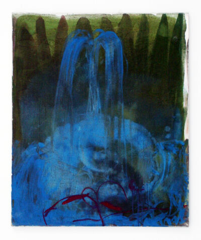 Eva Bodnar, 'Schönbrunnen', 1979