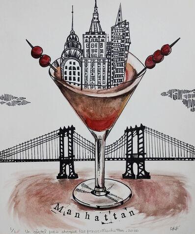Yamilys Brito Jorge, 'Manhattan', 2020