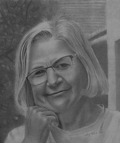 Ingeborg Haeberle, 'Self Portrait', 2018