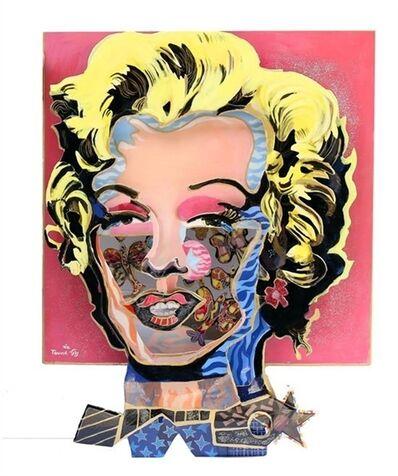 Touvia Naftali Besanson, 'Marilyn Monroe', 2016