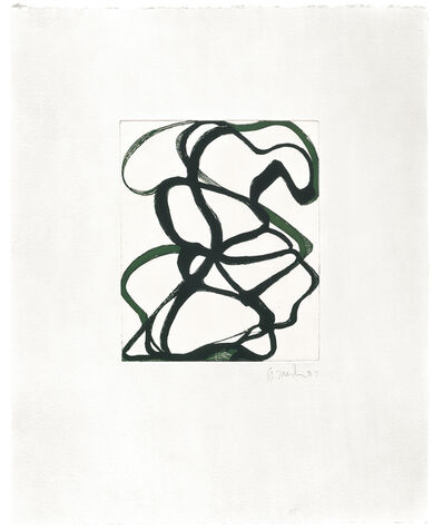 Brice Marden, 'The Fungoid Rock', 1996-1997