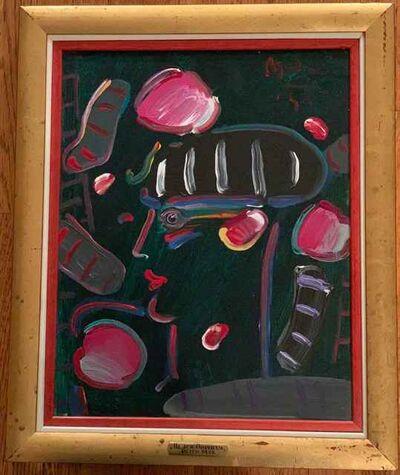 Peter Max, 'Black Orpheus', 1983