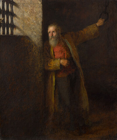 Eastman Johnson, 'A Prisoner of the State', 1874