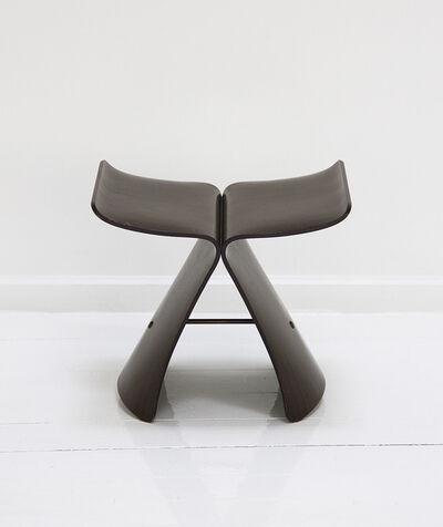 Sori Yanagi, 'Butterfly stool', ca. 1954