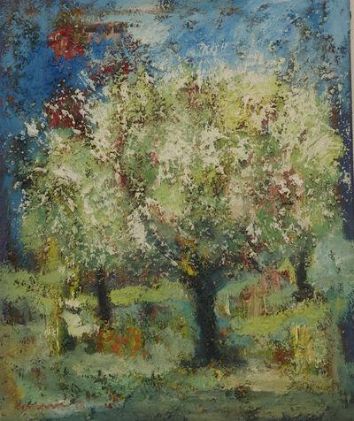 Usama Said, 'Almonds Trees', 2012