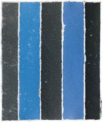 Kenneth Noland, 'PK-0324', 1981