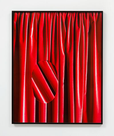 Hannah Whitaker, 'Curtain Glitch', 2015