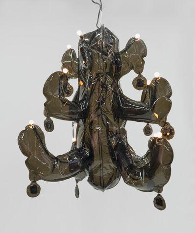 Misha Kahn, 'Ghost Shrimp Noir Chandelier', 2016