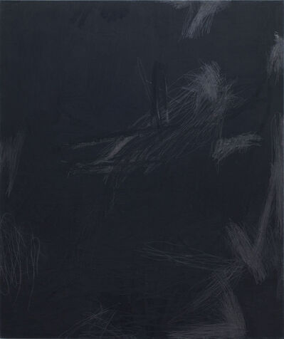 William Anastasi, 'Abandoned Painting', 1999