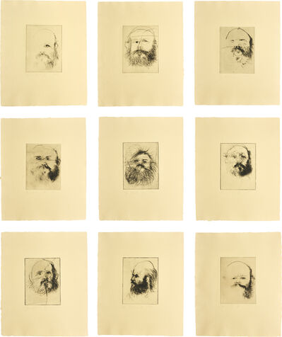 Jim Dine, 'Self Portraits', 1971