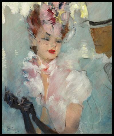 Jean Gabriel Domergue, 'After the Ball', 1930-1950