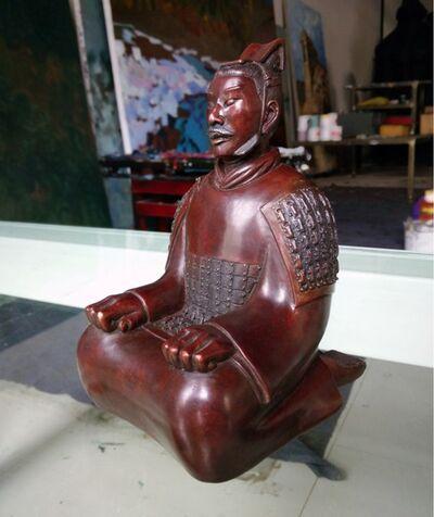 Liu Ruowang, '    高山流水'