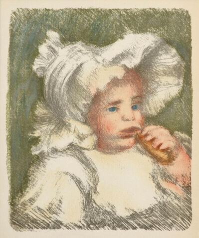Pierre-Auguste Renoir, 'L'Enfant au Biscuit', 1899-1951