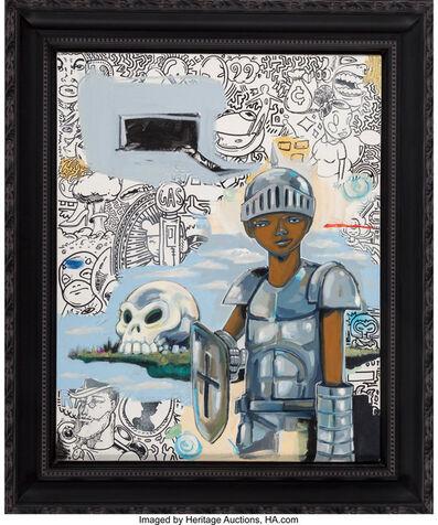 Hebru Brantley, 'Hollow Bones', 2014