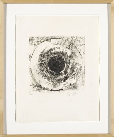 Jasper Johns, 'Target (ULAE 1)', 1960