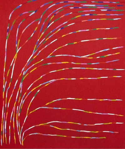 Piero Dorazio, 'Ornato VI', 2000