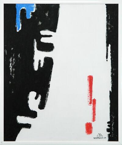 Emil Bisttram, 'Mask', 1959