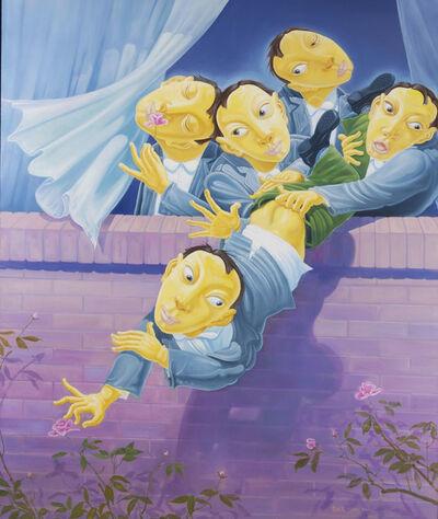 Li Jisen, 'Rose Garden', 2007