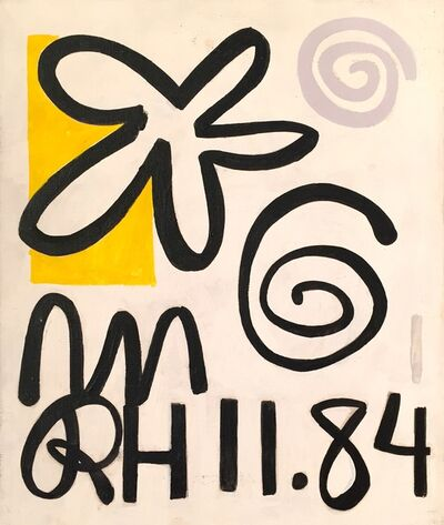Raymond Hendler, 'Untitled (11.84)', 1984