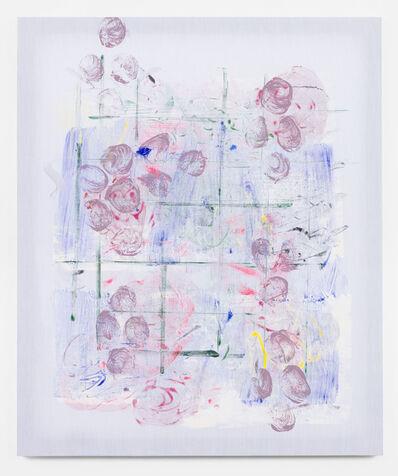 Kristen Van Deventer, 'Grapes on a Fence', 2016